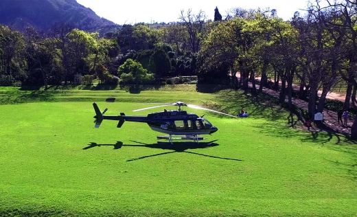 Luxury Wine Tour by Helicopter