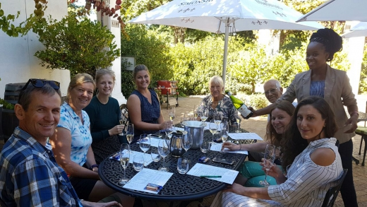 Daily Stellenbosch Wine Tour